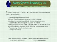 [ Animal Control Specialists ]